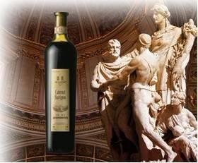 China Huadong Founders Reserve Cabernet Sauvignon Dry Red Wine on sale