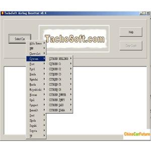 China Tachosoft Airbag Resetter V6.4 Airbag V6.4 on sale