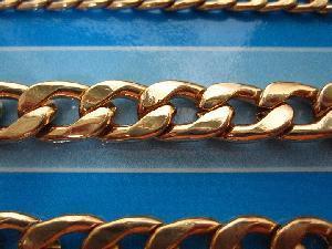 China Iron Sheet Chain, Jewelry Accessory, Metal Chain on sale