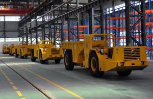 China 15 Ton Rock Mining Machines Joystick Control Hydraulic Control Small Mining Truck Dumper on sale