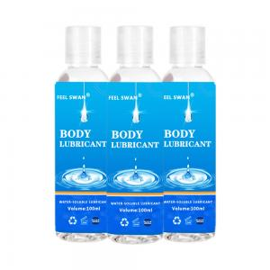 China ODM Water Soluble Personal Lube Gel Sex Lube Paraben Free on sale