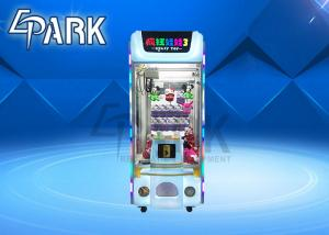 China Coin Pusher Arcade Game / Toys Gift Vending Machine 1 Year Warranty on sale