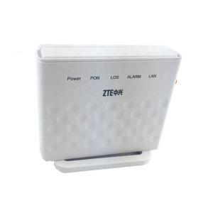 China Fiberhome Epon Onu Ftth ZTE ZXHN F401 1GE Ethernet Port With English Software on sale