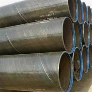 China SSAW Carbon Steel Pipe API 5L Gr.A Gr. B X42 X46 ASTM A53 BS1387 DIN 2440 on sale