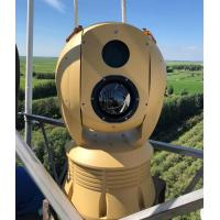 China Auto Tracking PTZ Thermal Surveillance System Long Range Infrared Camera on sale