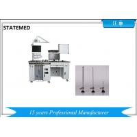 China Single Station ENT Treatment Unit With Tempered Plexiglass Desktop 1650 * 750 * 865 Mm on sale