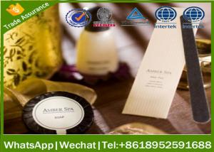 China hotel amenities sets, Luxury bath room amenities, hotel amenity supplier with  ISO22716 GMPC on sale