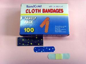 China Printed Adhesive Bandage on sale