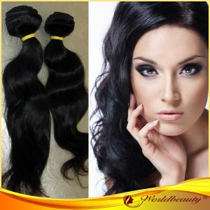 China Brazilian Virgin Human Hair Extensions on sale