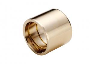 China High Performance Casting Alloy Bronze CuSn7Zn4Pb7 Spiral Oil Groove on sale