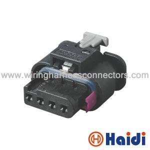 4 way wiring harness connectors map sensor plug for vw audi a4 a6l rh wiringharnessconnectors sell everychina com