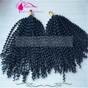 China wholesale synthetic hair extension for black woman on sale