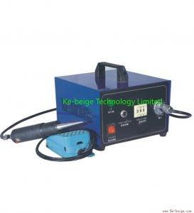 China 28KHz 300W Handle Ultrasonic welding machine Portable Ultrasonic spot welder on sale