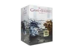 China New Release Game of Thrones The Complete Seasons 1-7 DVD Box Set Movie The TV Show DVD Wholesale on sale