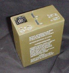 China Rechargeable Nickel Hydride Military Battery BB-390A/U on sale