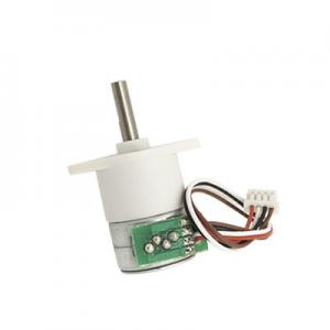 China Metal Electric Stepper Motor , 5V or Customized Voltage Range Step Motor on sale