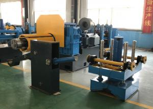 China Thickness 1.0 - 6.0mm Steel Slitting Equipment / HR Metal Cutting Machine on sale