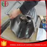 Falda EB3376 de la boca de los bastidores de la precisión del acero de aleación de la aleación S-816 Co