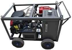 China Light weight Geological Survey Equipment Gasoline powered Drilling machine on sale