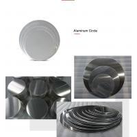 Non - Stick Aluminium Discs Circles Gas Welding High Plasticity For Cooking Pan