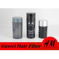 China High End Cotton Hair Fibers Hair Thickening Powder For All Hair Type on sale