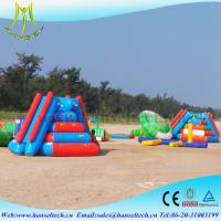 China Hansel perfect boxing ring design for swiming party water equipment on sale