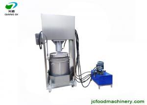 China industrial pear/apple juice cold pressing machine big capacity juice making machine on sale