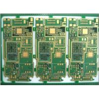 8 Layer 1oz HDI PCB Prototype Fabrication Printed Circuit Board Assembly