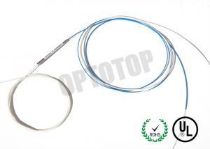 Quality 1x2 Fiber Optical Module 1x2 1310 / 1550nm For Telecom / CATV System No Connector for sale
