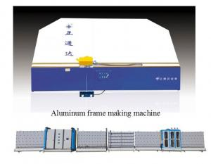 China LZW01 Semi-automatic aluminum bar bender for insulating glass making line on sale
