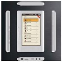4.3 inch Mini TFT LCD Chinese, English, Korean files Ebook Reader Touch Screen