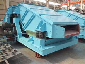 China 4.5-270t/h ZK linear vibrating screen for ore industry on sale