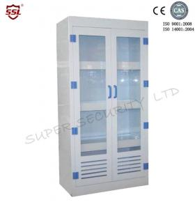 China Medical Medicine / Hospital Storage Cabinet with 5mm Glass Door PPM512060G on sale