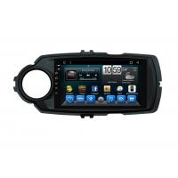 China 2 Din DVD / Radio Toyota GPS Navigation Yaris Android 8.0 System 8 Inch on sale