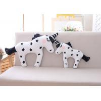 China Cotton Rainbow Unicorn Toy / Pony Stuffed Toy Appease Sleep Doll Plush Toy For Little Girl on sale