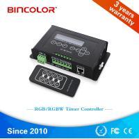Zhuhai Bincolor BC-300 DMX512 signal input XLR-3 RJ45 RGB RGBW led time controller