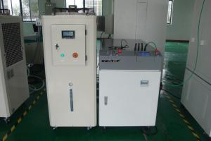 China High Precision Vacuum Cup Fiber Coupled Laser Welding Equipment , Pulsed Laser Energy Feedback on sale