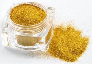 China Gold Glitter Powder on sale