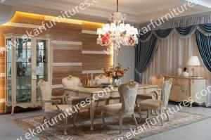 China Furniture home furniture dining room furniture dining table wood table on sale