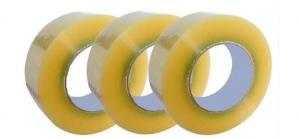 China Custom Quiet Transparent Packing Tape ,OPP packing tape on sale