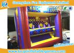 China Funny Inflatable Sport Games Hover Ball Shoot Games For Playground / Party Event wholesale