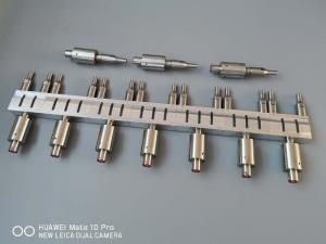China High Welding Fastness Ultrasonic Puncture Welding machine 35Khz±1 KHz on sale