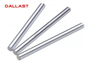 China Ck45 Chrome Plated Piston Rod Parts Hot Rolled For Hydraulic / Pneumatic Cylinder on sale