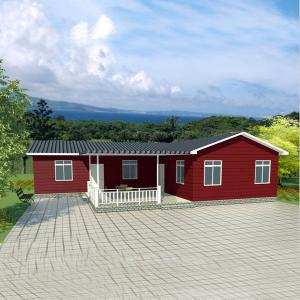 Temporary Large Span 2 Bedroom Modular Homes For Office Building