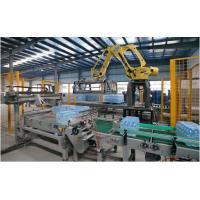 36000 BPH Robot Packaging Machines Beverage Line Bottle Robotic Palletiser