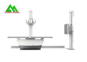 China Medical Flat Panel Digital X Ray Room Equipment Radiation Proof Full Wave Commutation on sale
