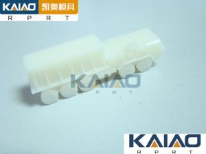 China ABS Plastic Medical Device Prototyping Natural Color CNC Machining on sale