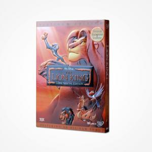 China The Lion King Disney DVD Cartoon DVD Movies DVD US DVD Wholesale Hot Sell DVD on sale