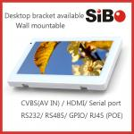 Model Q896 Flush Mount Android Tablet PC Suitable For Home Automation