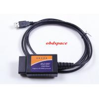 OBD-II ELM327 USB Diagnostic Trouble Codes RS232 Elm Obd Interface ISO15765-4 / ISO14230-4